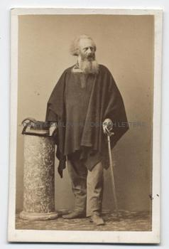 COLONEL JOHN PEARD (1811-1880) Unsigned Photograph
