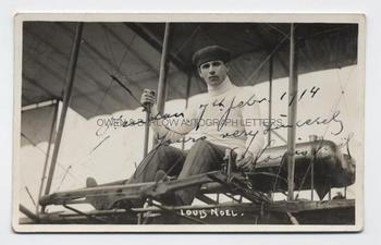 LOUIS NOEL (b.1872) Signed Photograph