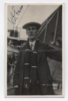 WILLIAM HUGH EWEN (1879-1947) Photograph Signed