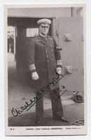 ADMIRAL CHARLES BERESFORD (1846-1919) Photograph Signed