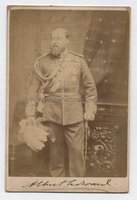 EDWARD VII (1841-1910) Photograph Signed