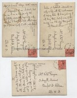GEORGE BERNARD SHAW (1856-1950) Autograph Letter Signed