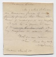 HARRIET BEECHER STOWE (1811-1896) Autograph Letter Signed