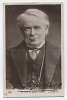 DAVID LLOYD GEORGE (1863-1945) Photograph Signed