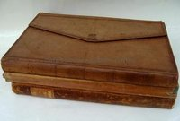 JOHN FANE 11TH EARL OF WESTMORLAND (1784-1859) THREE FOLIO LETTER BOOKS OF HIS CORRESPONDENCE WHILST BRITISH AMBASSADOR IN BERLIN AND VIENNA 1841-43, 1850-51 and 1854-55 (Crimean War, etc).